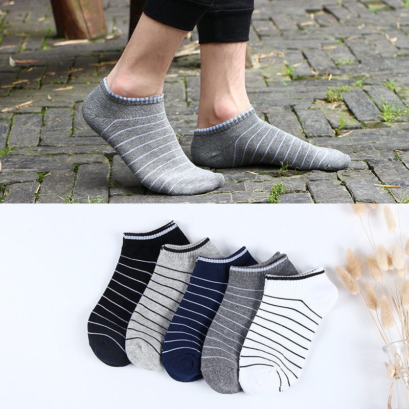 Cotton women low ankle boat socks invisible silicon gel slipper girl boy hosiery 4pair=8pcs ws153