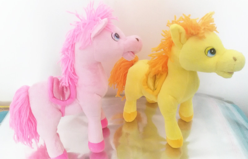 Russian language horses doll,electronic toys for girl,russian language children toy Christmas gift