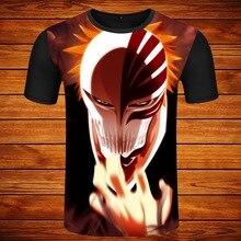 BLEACH  3D Tshirt unisex (21 styles)