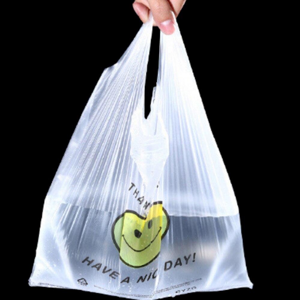 Online Get Cheap Plastic Shopping Bags Zipper -Aliexpress.com ...