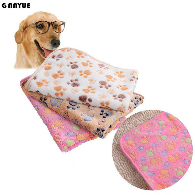 371b4264ffd79 US $11.75 50% OFF|Ganyue Large Pet Dog Blanket Cat Dog Mats Breathable Soft  Bed Blanket For Dog Cat Puppy Kitten Medium Big Dog Warm Blanket -in ...