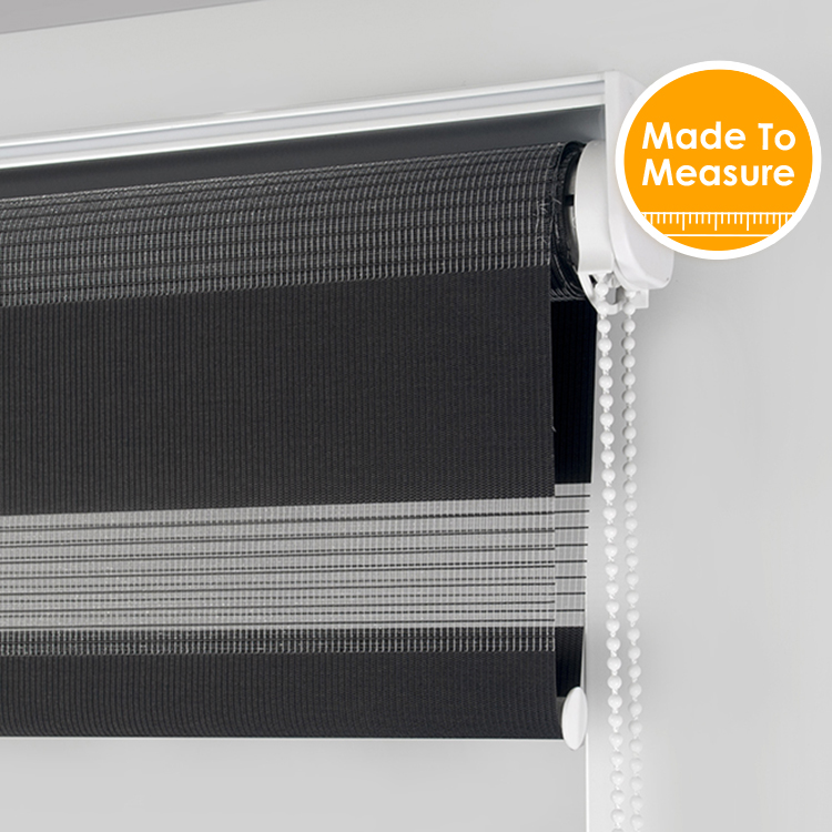 Zebra Roller Blinds for big window New Year 38mm Alum tube Heavy duty High Quality Easy