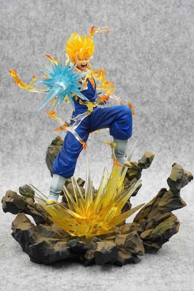 A1 Vegeta Dragon Ball Anime Japonês Figuras Vegeta Ação Toy Figuras Kakarotto Vegeta Pvc Modelo Coleção Melhor Presente de Aniversário