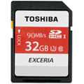 Original Toshiba 90MB/s 600x 32G UHS U3 Class10 SD Card 64GB 128GB SDXC Flash Memory Card For Canon Nikon SLR Camera 4K Video DV
