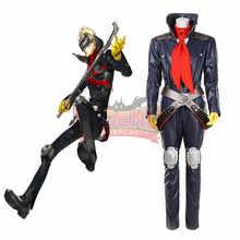 Persona 5 Ryuji Sakamoto Skull cosplay costume custom made full set - DISCOUNT ITEM  0% OFF All Category