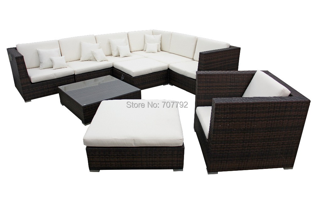 Awesome Us 1012 7 5 Off Miami Wicker Balcony Furniture Vip Comfortable Sofa Set In Sun Loungers From Furniture On Aliexpress 11 11 Double 11 Singles Day Cjindustries Chair Design For Home Cjindustriesco