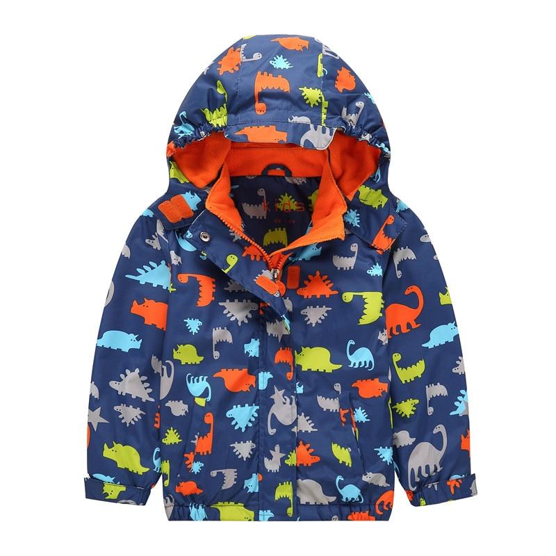 Новый весна-осень детей теплые детские куртки пальто для маленьких мальчиков и девочек ветрозащитный водонепроницаемый теплые куртки хара...