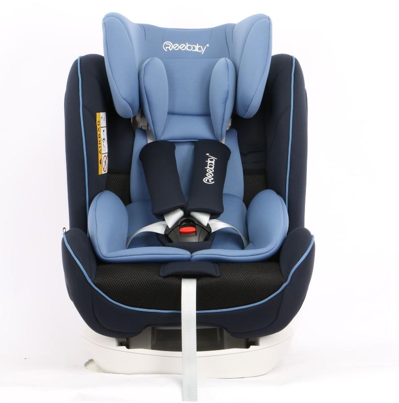 Лидер продаж Детское автокресло может быть оснащен жесткий ISOFIX и защелки Reebaby детские автокресла регулируемой спинкой