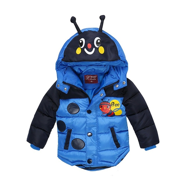 bienes de conveniencia venta en línea barato mejor valorado € 13.32 22% de DESCUENTO Chaqueta invierno cálido algodón chaqueta para  bebé abrigo niños ropa de bebé niño chaqueta 2 6 T en Parkas y Plumas de  Mamá ...