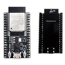 ESP32 DevKitC פיתוח לוח WIFI + Bluetooth IoT NodeMCU 32 ESP WROOM 32D ESP32 WROOM 32U