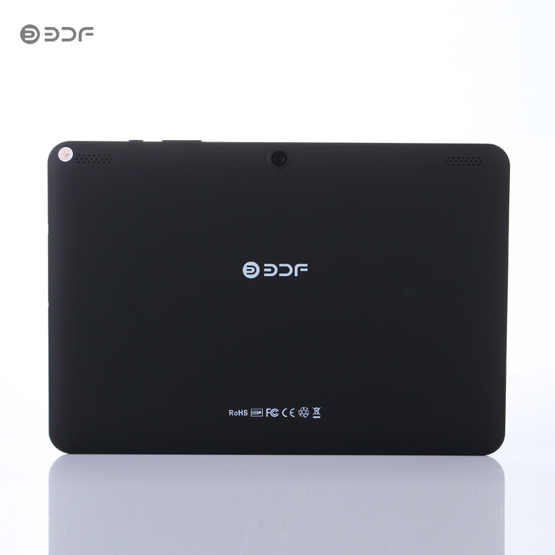 Image 2 - BDF New Android 7.0 tablets pc 10.1 Inch 1GB +32GB IPS LCD Quad Core  6000Mah Battery Wifi Bluetooth Nice Design Tablets 10 9-in Tablets from Computer & Office