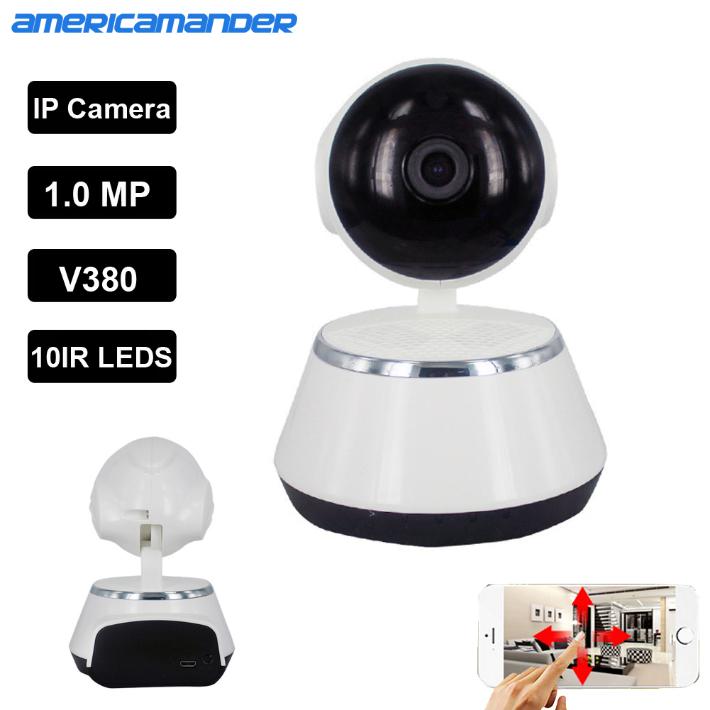 Security Outdoor Camera System Monitor Wireless