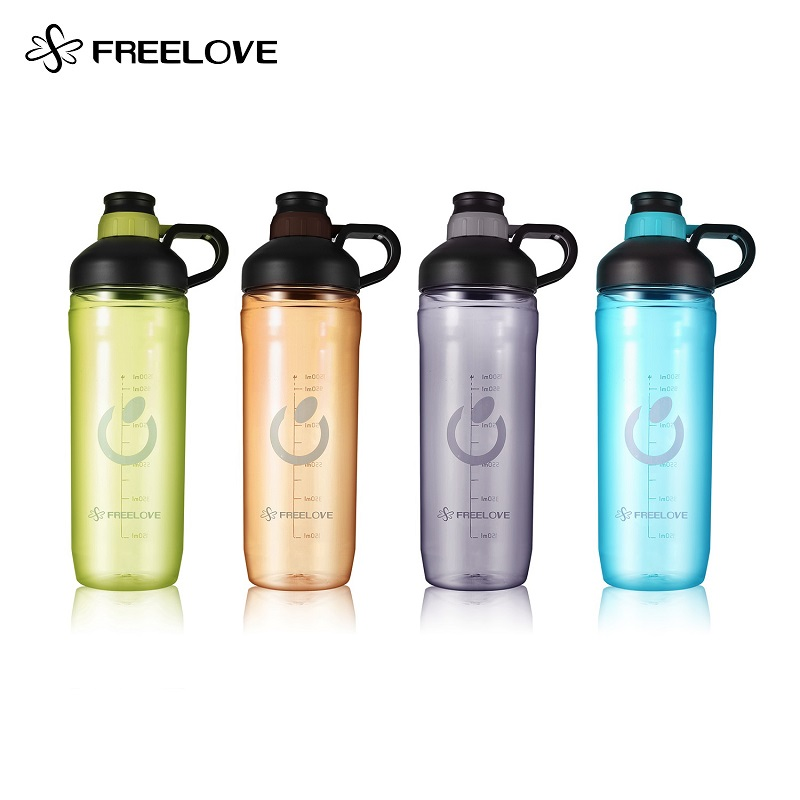 <font><b>Large</b></font> <font><b>Capacity</b></font> Measuring Bicycle Lock Plastic Water Bottles 1500 ml <font><b>With</b></font> Rope <font><b>Portable</b></font> Sport My <font><b>Space</b></font> <font><b>Cups</b></font> Leak Proof 1 Piece