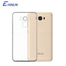 Silicone UltraThin Clear Soft Protective Cover For Asus ZenFone Max 3 Zoom S ZC553KL ZC520TL ZE553KL TPU Back Case