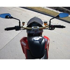 "Image 5 - Universal Motorcycle Handlebar Handle Grips Metal Mulisha Fat Bar 1 1/8"" Pit Bike 28MM PROTAPER PRO TAPER"