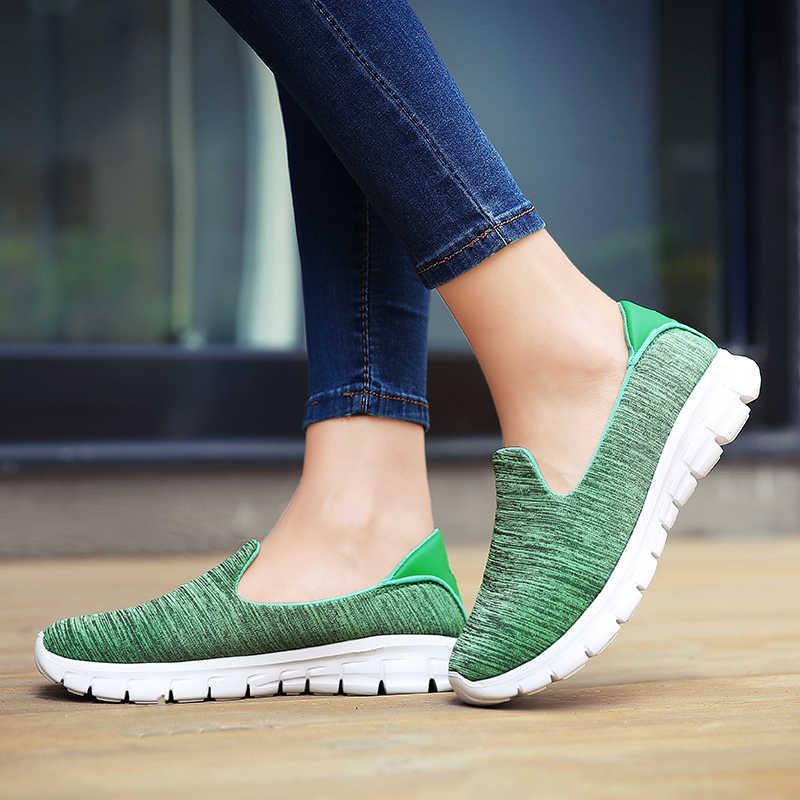 8 Colors Women's Outdoor Running Flats