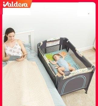 Valdera boon lit bébé léger pliable/lit bébé/facile à transporter/lit pliable/couffin pour nouveau-né