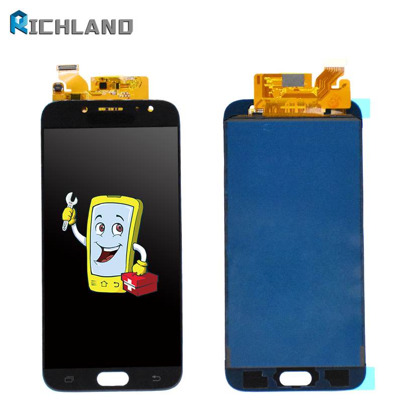 New screen For Samsung J730 LCD Display For Samsung Galaxy J7 Pro J730 LCD Display Touch Screen Digitizer Assembly AAA+ QualityNew screen For Samsung J730 LCD Display For Samsung Galaxy J7 Pro J730 LCD Display Touch Screen Digitizer Assembly AAA+ Quality