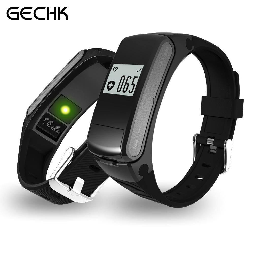 Fashion F50 Smart Wristband Bluetooth 4.0 Bracelet Tracker Heart Rate Monitor Watch For IOS Android Phone Support Micro SD Card gps tracker watch heart rate smart bracelet watch heart rate monitor personal android and ios tracker multi mode locating