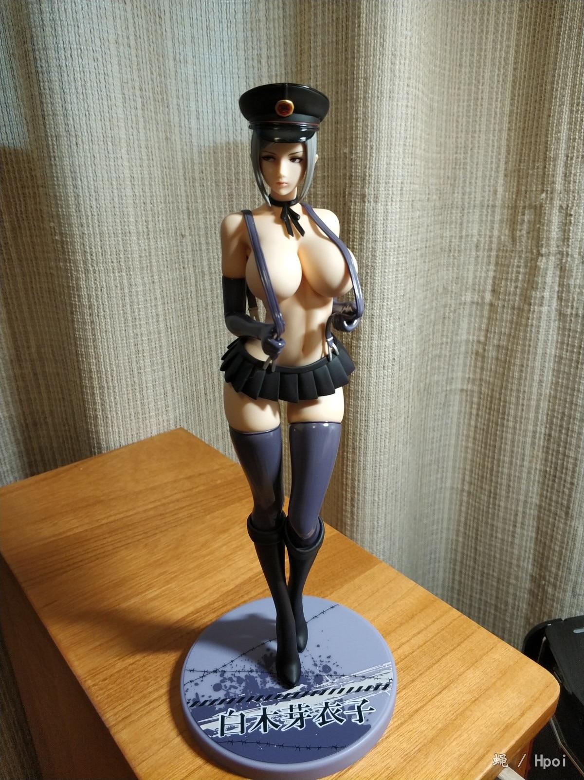 27cm Prison School Meiko Shiraki Sexy Girls Bikini Swimsuit Japanese Anime Action Figure PVC Collection figures Toys Collection 2