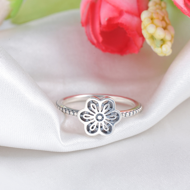 Romantic Ring For Women Authentic 925 100%