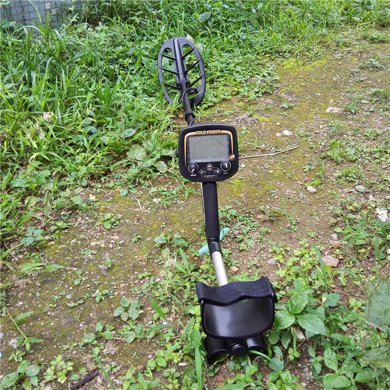 High Performance pulse induction gold finder metal detector high depth gold metal detector for silver under ground scanner the lieutenant
