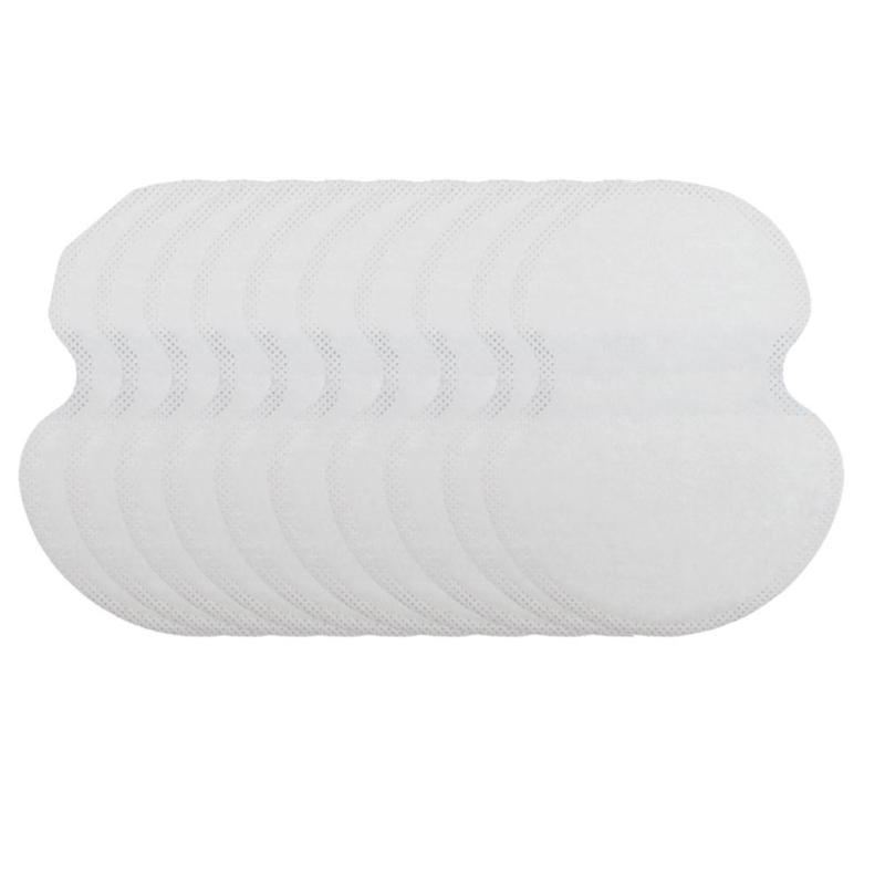 10pcs/40pcs/200pcs Underarm Cotton Sweat Pads Disposable Armpit Sweat Absorbing Pads Underarm Deodorants Stickers