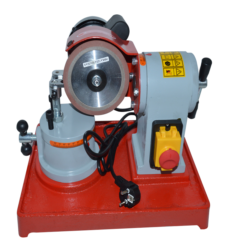 Woodworking alloy saw blade grinding machine small saw gear grinding machine gear grinder machine 220V 370W стоимость