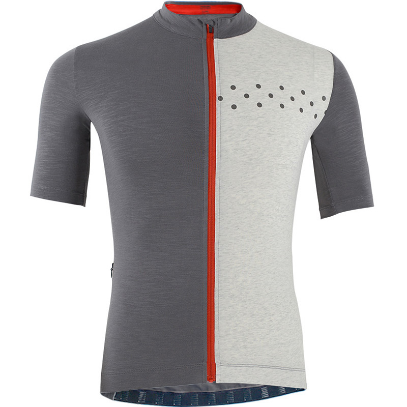 Runchita 2018 pro equipe camisa de ciclismo verão bicicleta maillot manga curta dos homens roupas mtb tshirt itália merino tecido