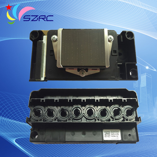 Hoge Kwaliteit Originele Printkop DX5 F152000 Printkop Compatibel Voor EPSON R800 Water base Printer hoofd unlocked-in Printer Onderdelen van Computer & Kantoor op