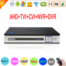 IP 6 Zilver DVR