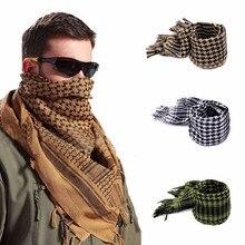 5 Colors Scarf Military Arab Tactical Desert Scarf Army KeffIyeh Shawl Scarve Neck Wrap Hunting Scarf