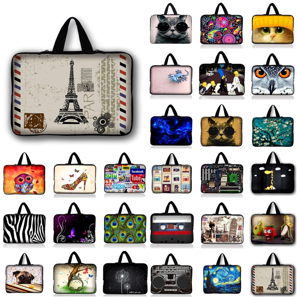 Notebook Bag Smart Cover Tablet Bag Laptop Sleeve Case For 7 10 12  13  14  15 15.4 17 Macbook Hp Dell Laptop Bag