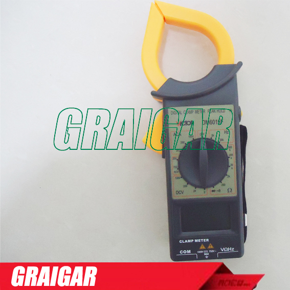 FREE SHIPPING !!! 100% Original Victor DM6015F Digital Clamp Meter / clamp meter ac dc victor 6056d digital clamp meter