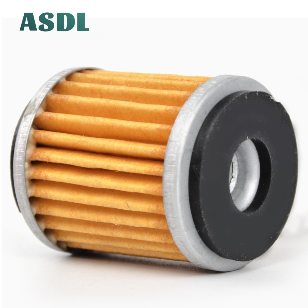 Motorcycle Engine Fuel Oil Filter For VP125 YP125 X City16P R RA 39D X Max Sport39D Business ABS VP YP 125 2006 2007 2008 2018 in Oil Filters from Automobiles Motorcycles