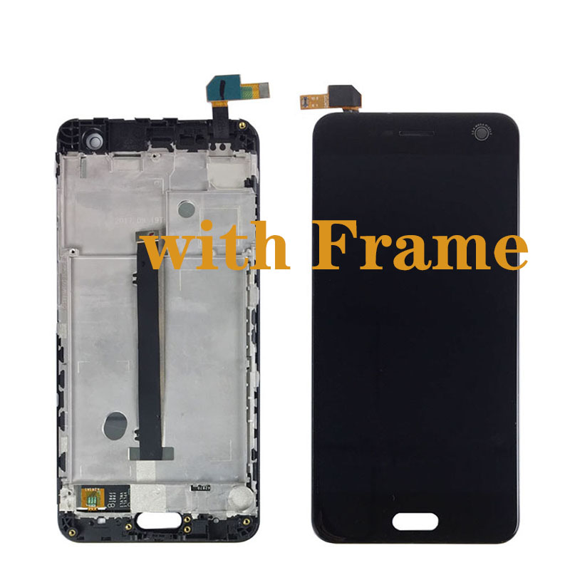 "Image 2 - 5.2"" for ZTE Blade V8 LCD + touch screen digitizer assembly display accessories for ZTE Turkcell T80 BV0800 LCD components-in Mobile Phone LCD Screens from Cellphones & Telecommunications"