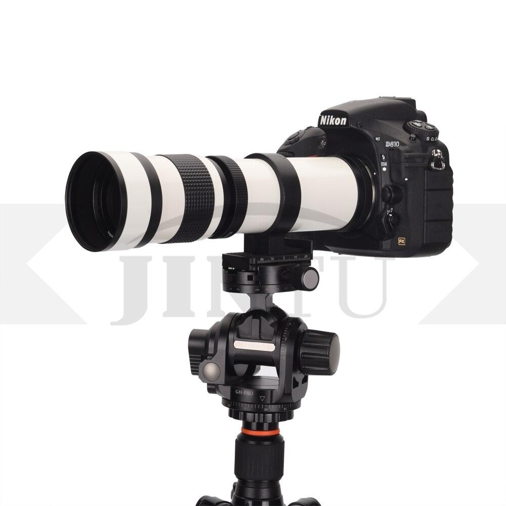 2019 JINTU 420-800mm F/8.3-F16 HD MF Telephoto Zoom Camera Lens for NIKON D3 D3X D300S D500 D600 D700 D750 D800 D90 D5500 D56002019 JINTU 420-800mm F/8.3-F16 HD MF Telephoto Zoom Camera Lens for NIKON D3 D3X D300S D500 D600 D700 D750 D800 D90 D5500 D5600