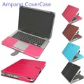 New arrival Fashion PU Leather Sleeve Protector For Macbook Air 13 Case 13.3 inch PU Leather Cover for Macbook Air 13 Case 13.3'