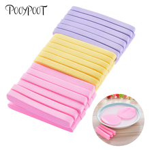 Pooypoot 12Pcs/bag Cosmetic Puff Compressed Cleansing Sponge Facial Cleanser Washing Pad Remove Makeup Skin Care For Face Makeup