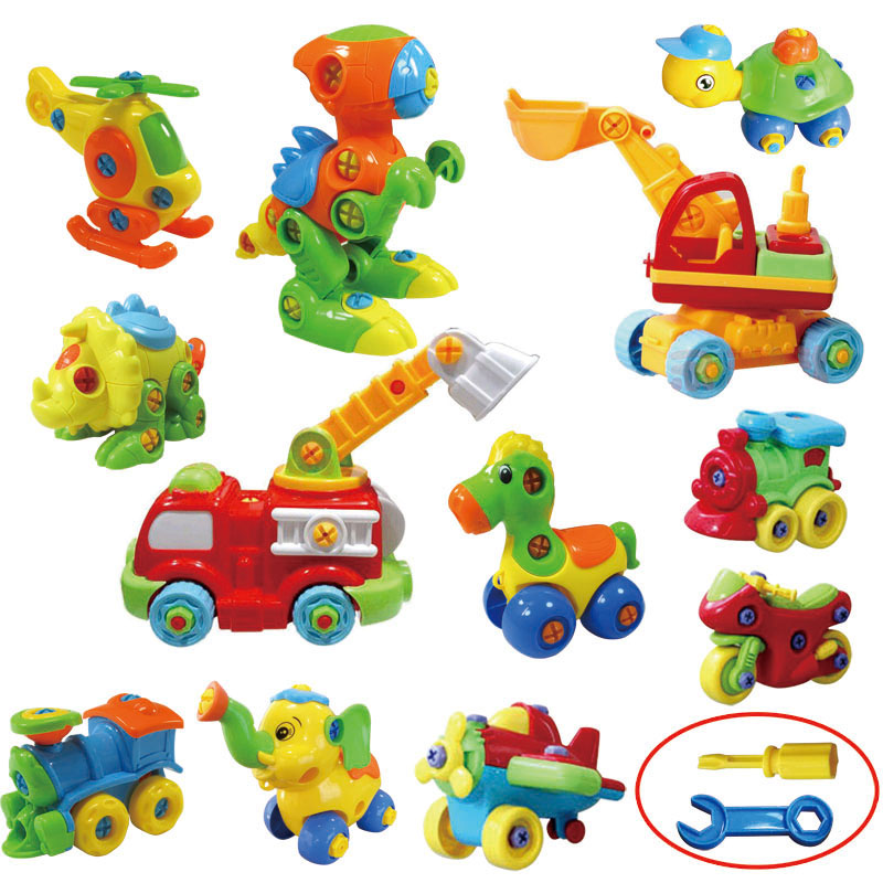 5pcs Set Wheels Kids Toys For Children Christmas Gift