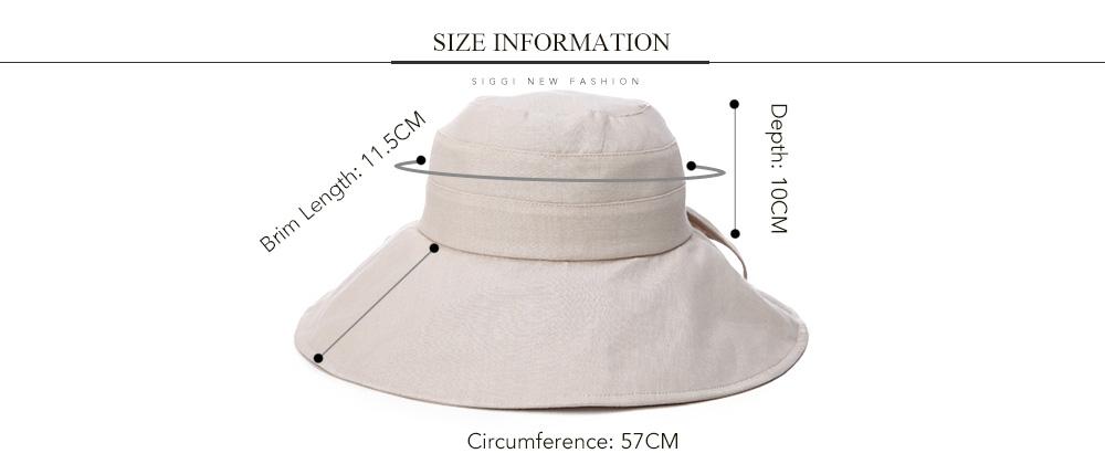 7-14 jours /à livrer Comhats Siggi Chapeau d/ét/é pliable /à large bord pliable pour femme avec sangle de menton