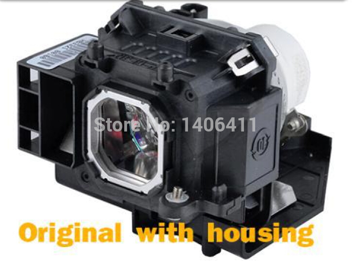 Hally&Son   Free shipping Genuine OEM Projector Lamp/Bulb with housing For M300XS M350X free shipping ls5000 sp5000 for original projector lamp genuine oem