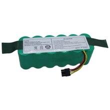 купить HOT!14.4V 3500Mah Robot Battery For Haier Swr-T322 T321 T320 T325 Robotic Vacuum Cleaner Battery Pack Parts Accessories по цене 1232.28 рублей