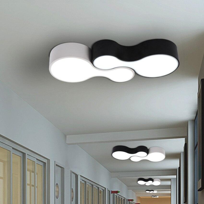 ᗕLustre luz de teto levou Plafonnier Moderne levou Verlichting ...