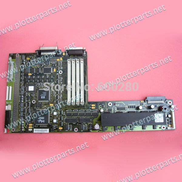 C4708-69001 C3195-69101 Main Logic Board for HP Designjet 700 750C 755CM Used C3195-60101 C4705-69001 C4705-60001 C4708-60001 6870c 0195a logic lc320wxn saa1 used disassemble
