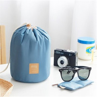 Women Cosmetic Bag Korean Style Multi Function Travel Convenient Storage Bag