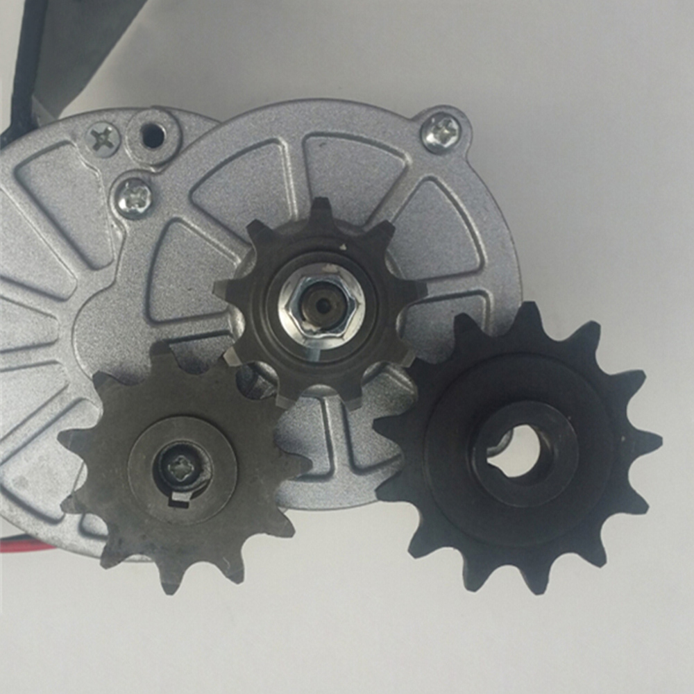 MY1016Z Reduction Motor Sprocket For Bicycle 410 Type Chain 9 Teeth 13 Gear Bicycle Sprocket