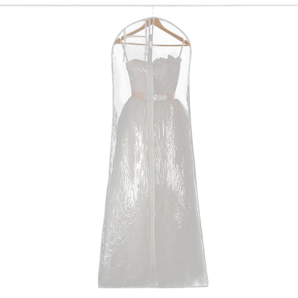 Vakuumbeutel für Kleidung Hochzeitskleid Abdeckung ...