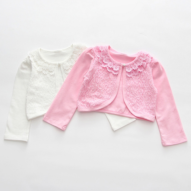 7f560ba57 Detail Feedback Questions about Kids Girls Lace Cardigan Baby Long ...
