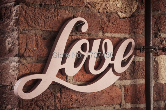 free shipping wall decor home decor wooden letters and wooden signs pink wooden sign